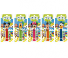 Pez Mickey and friends (per stuk)