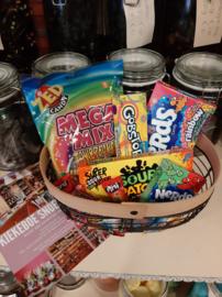 Snoeppakket Amerikaans