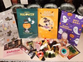 Snoepzak Halloween XL
