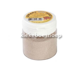 Zwart wit poeder zoet 25 gram