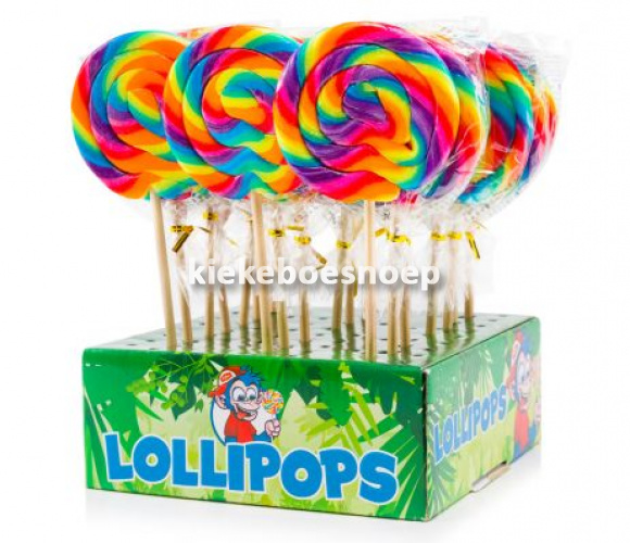 Felko Lolly Spiral Rainbow Normal 80 gr.