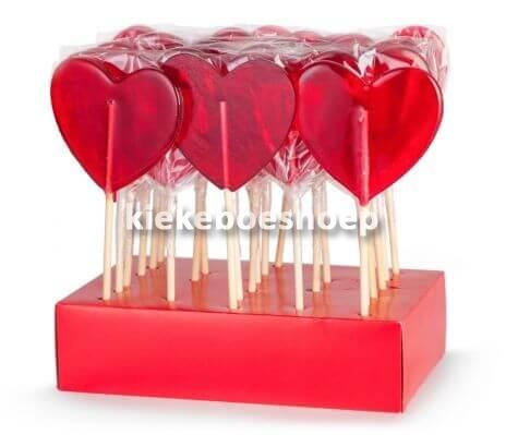 Felko Lolly Heart Nr. 1 80 gr. (per stuk)