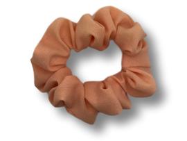 Scrunchie perzik