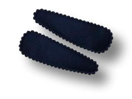 Haarspeldjes donkerblauw