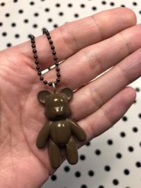 Kinderketting met bedel beer