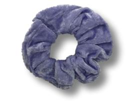 Scrunchie velvet lila