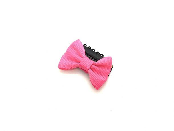 Baby haarspeldje roze