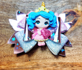 Haarspeldje unicorngirl