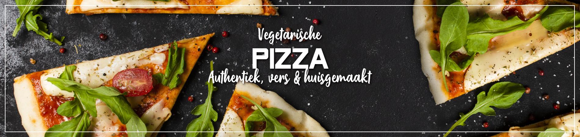 Verse Pizza vegetarisch