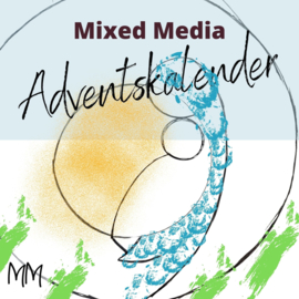 Mixed Media Adventskalender