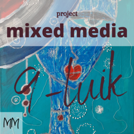 Project Mixed Media 9-luik