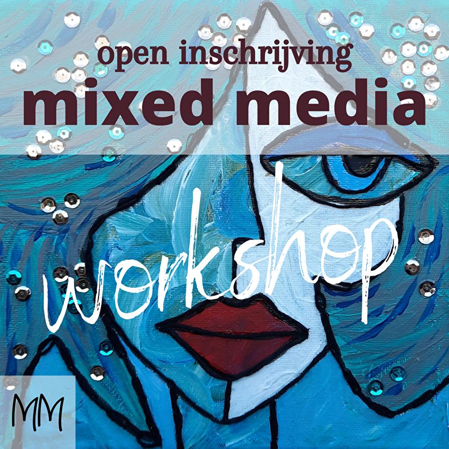 workshop mixed media