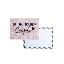 To the happy couple || A6 Kaart