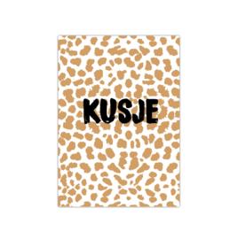 Kusje || Poster
