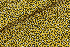 Tijgerprint  geel