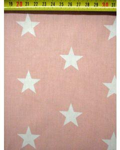 grote ster poeder roze
