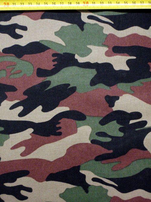 camouflage groen