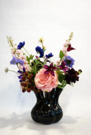 Purple Flower Party