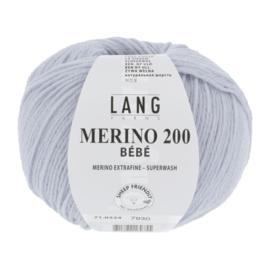 Merino Bebe 71.0324 Lilac Mist