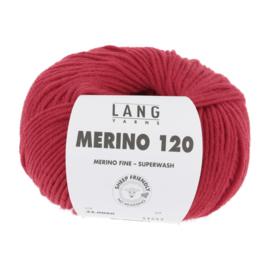 Merino 120 34.0060  Rood
