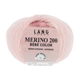 Merino Bebe 155.0509 Rose
