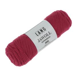 Lang Yarns Jawoll Superwash 0262 Donkerrood