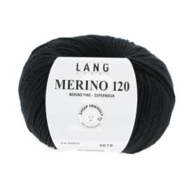 Merino 120 34.0004 Zwart