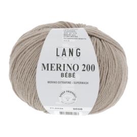 Merino Bebe 71.0326  Bruin Zand