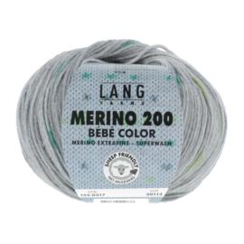 Merino Bebe 155.0317 Grijs/groen