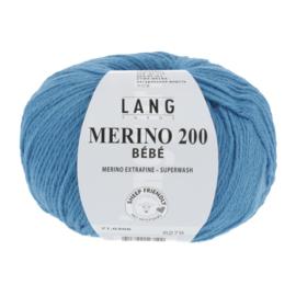 Merino Bebe 71.0306  Blauw