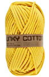 Lammy Chunky Cotton Yellow 371