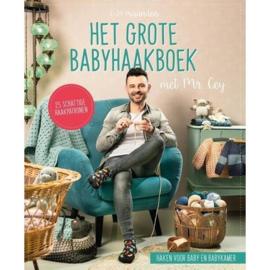 Het Grote Babyhaakboek by Mr Cey