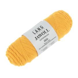 Lang Yarns Jawoll Superwash 0249 licht oranje