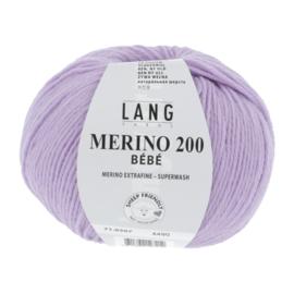 Merino Bebe 71.0307 Lila