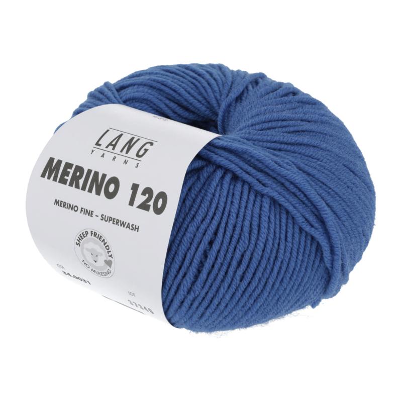 Merino 120 34.0031 Royal