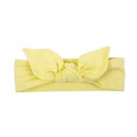 UL&KA Pastel gele Haarband