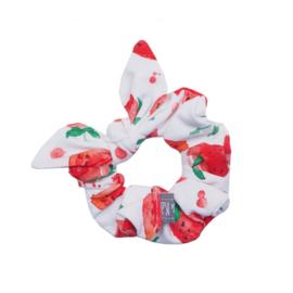 UL&KA Strawberry scrunchie