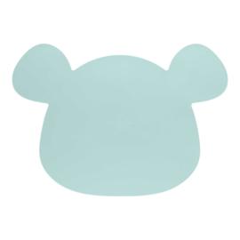 Lassig siliconen placemat blauw