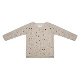T-shirt met lange mouwen Dapple-Cement