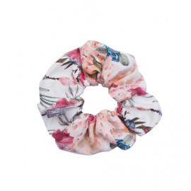 UL&KA Boho flowered scrunchies