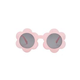 Zonnebril Flower pink