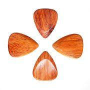 Timber Tones Electric Guitar Mixed Tin / 4 verschillende Plectrums