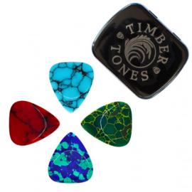 Stone Tones / Mixed Tin of 4pcs
