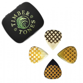 Grip Tones Mini / Mixed Tin of 4 pcs