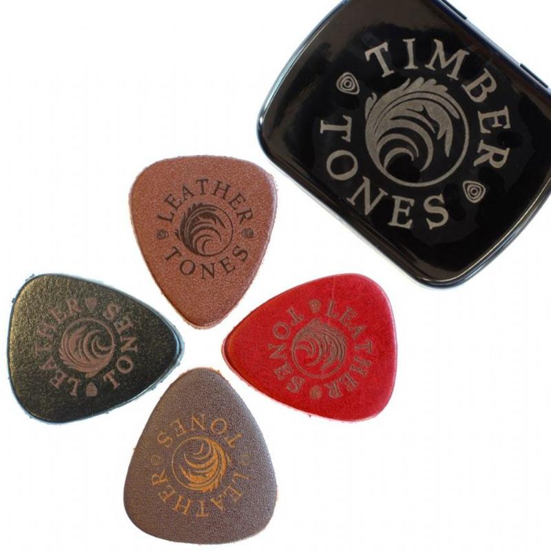 Leather Tones / Mixed Tin 4 pcs