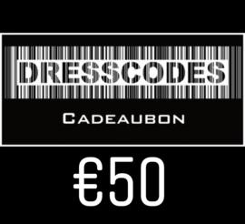 ♡ Cadeaubon 50 Euro ♡