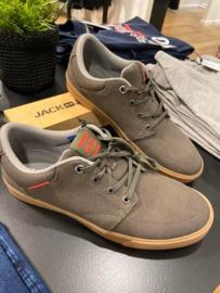 JFW Barton sneaker kakhi