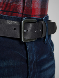 Jac victor leather belt