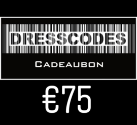 ♡ Cadeaubon 75 Euro ♡