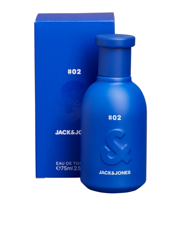 JAC#02 BLUE JJ FRAGRANCE 75 ML
